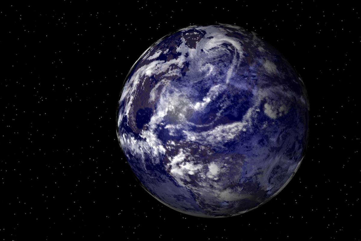 hubble images of earth - photo #41