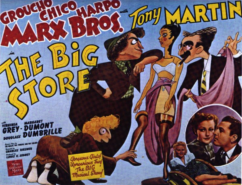 Marx Brothers Movie Posters