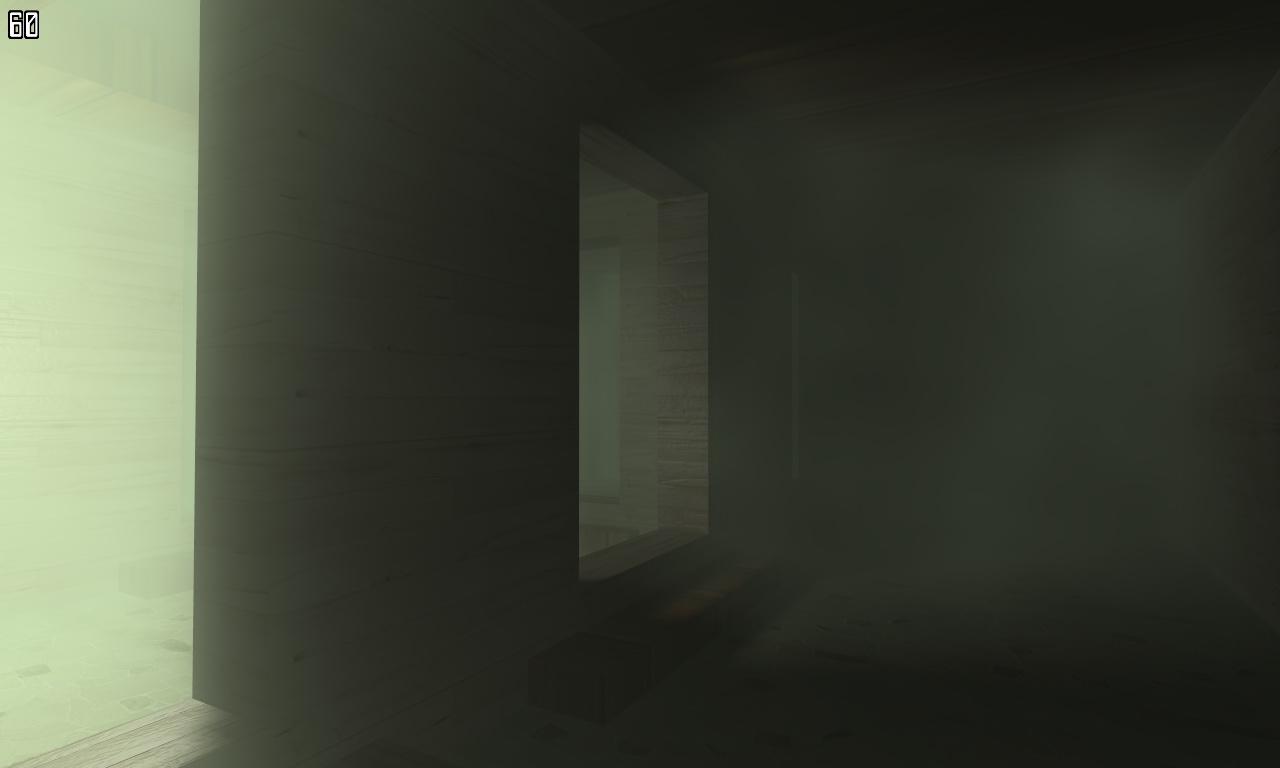 CS525 - Shader Presentation: Volumetric Fog II
